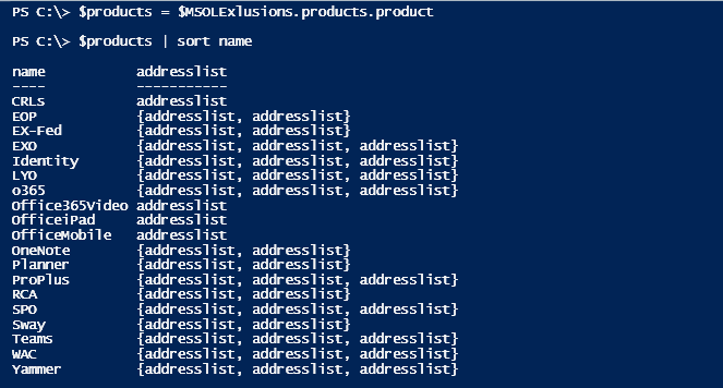 Office 365 IP Addresses, Proxy's, PAC files and PowerShell